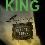 needful things by stephen king book cover