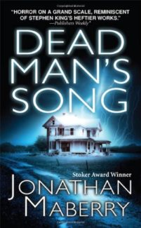 dead man's song book cover