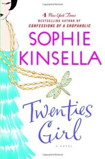 twenties girl by sophie kinsella book cover
