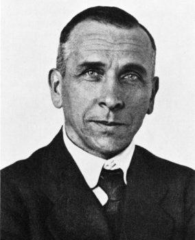 Alfred Wegener photo