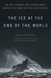 Ice at End of World book cover