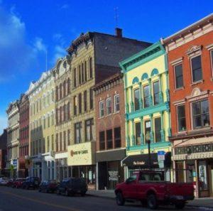 Downtown Poughkeepsie, NY photo