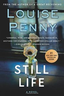 still life by louise penny book cover