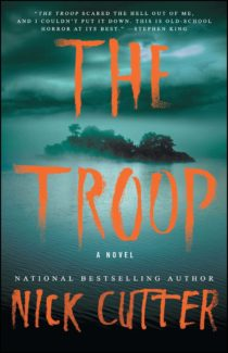 the troop book cover