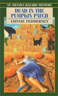 dead in the pumpkin patch book cover