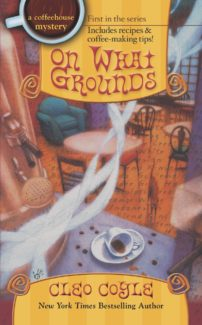 on what grounds by cleo coyle book cover