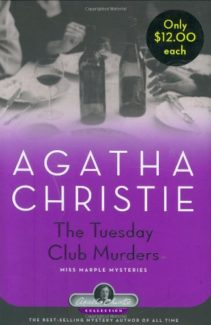 the tuesday club murders book cover