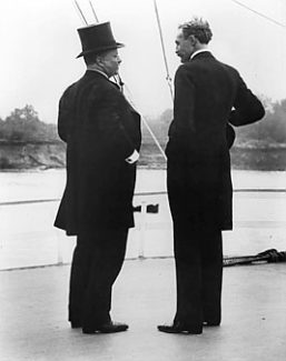 Roosevelt and Pinchot photo