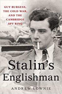 Stalin's englishman cover