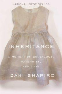inheritance by Dani Shapiro book cover