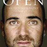 Open Agassi book cover
