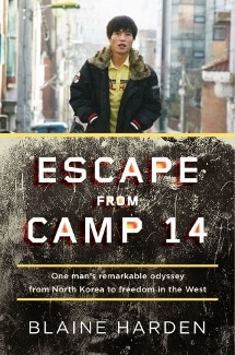 escape from camp 14 is for you if you want a gritty true story anti-valentine's day