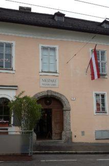 Mozart's home photo