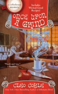 once upon a grind book cover