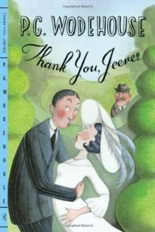 thank you jeeves book cover