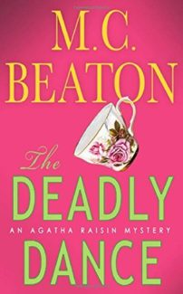 the deadly dance book cover