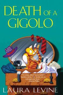 death of a gigolo book cover
