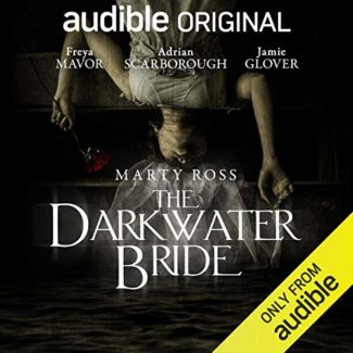 The darkwater bride audiobook cover