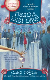 Dead to the Last Drop book cover