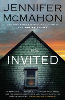 the invited by jennifer mcmahon book cover
