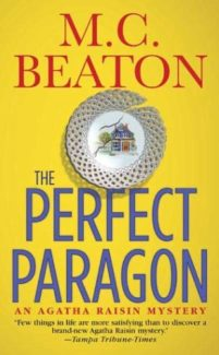 the perfect paragon book cover