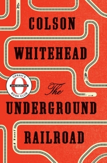 underground railroad book cover