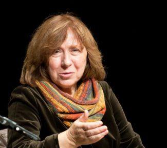 Svetlana Alexievich photo