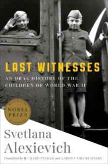Last Witnesses cover