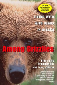 Among Grizzlies book cover