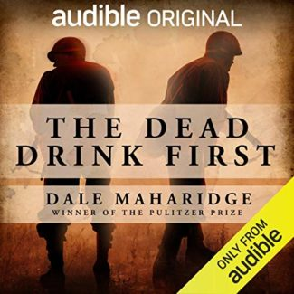 the dead drink first audio book cover
