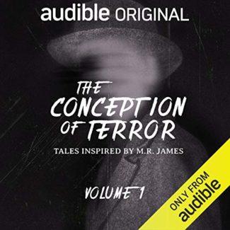 conception of terror audio book cover