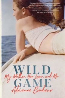 wild game book cover