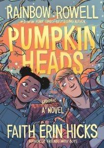 pumpkin heads book cover