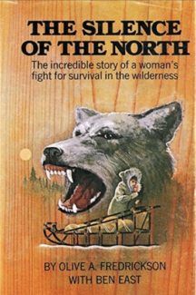 the silence of the north book cover