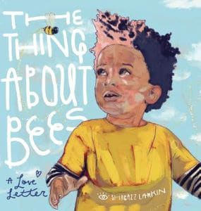 the thing about bees book cover