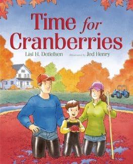 time for cranberries book cover