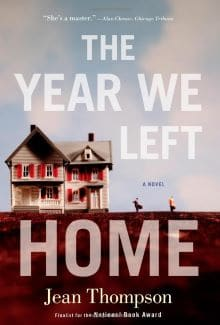 the year we left home recommended by Christina Clancy