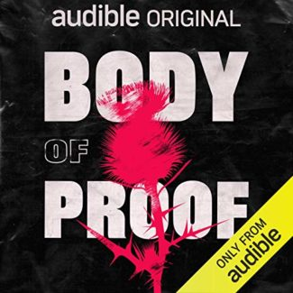 body of proof audible cover