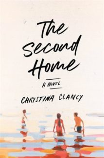 the second home by christina clancy book cover