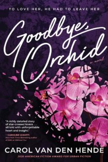 goodbye orchid book cover