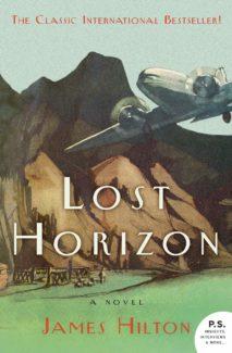 lost horizon book cover