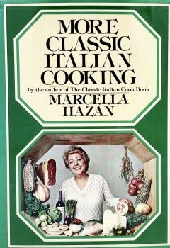 More Classic Italian Cooking Book Cover