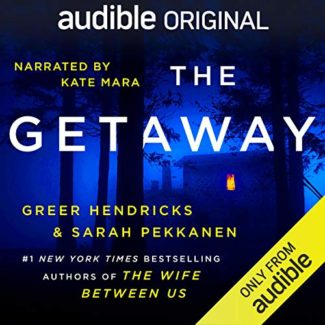 the getaway audible cover