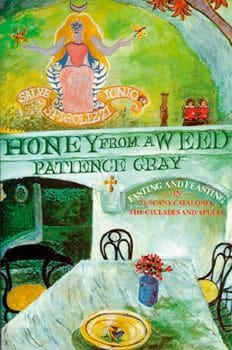 honey from a weed book cover
