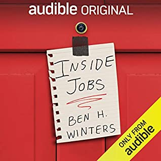 inside jobs audible book cover