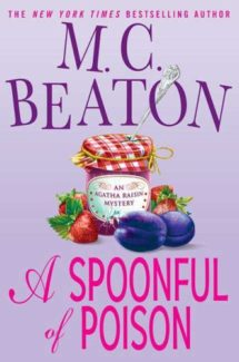 a spoonful of poison book cover