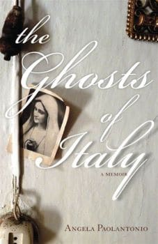 the ghosts of italy book cover