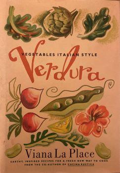 verdura vegetables italian style
