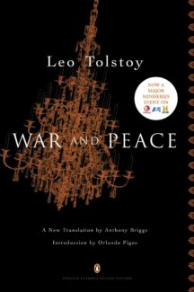 war and peace book cover