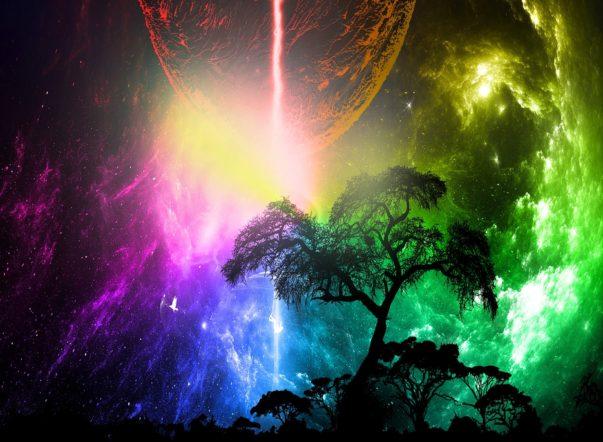 supernatural tree
